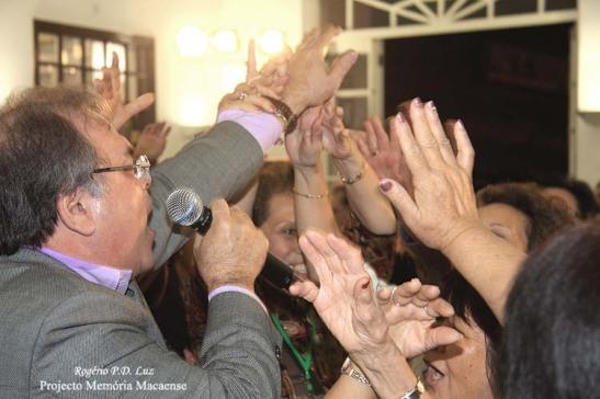 Encontro das Comunidades Macaenses 2010