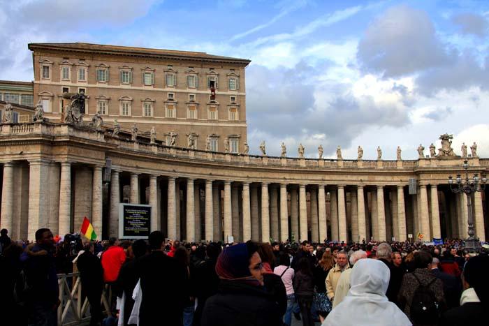 Benção do Papa