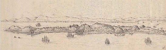 Macau em 1640