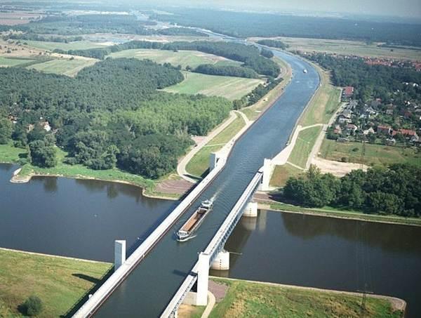 1.Ponte Magdeburg
