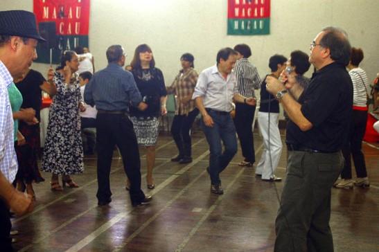 Baile com Charlie Santos