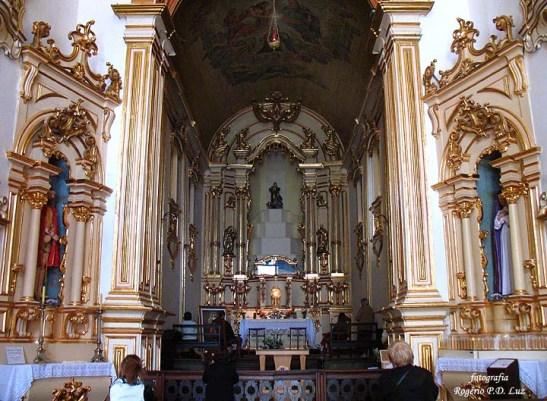 a Igreja também é utilizada para concertos musicais