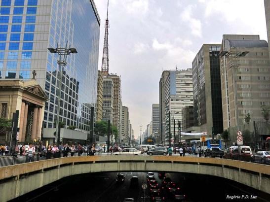 Avenida Paulista em 2013