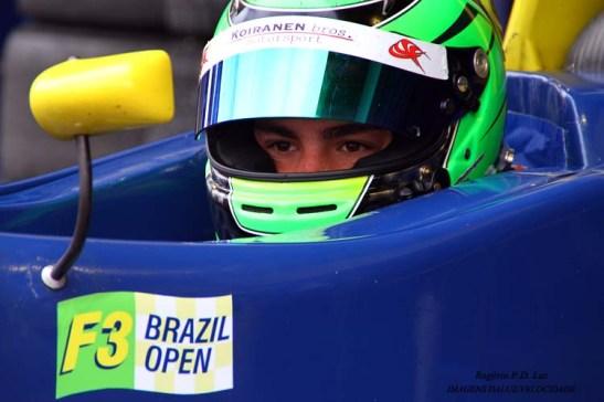 o venezuelano Roberto La Rocca, um dia, quem sabe, na F1 como o seu compatriota Pastor Maldonado?