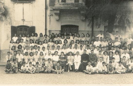 foto antiga ECPN