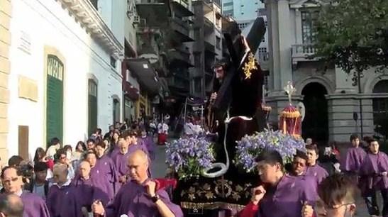 Imagem do vídeo Tribuna de Macau (JTM) e de Pedro André Santos