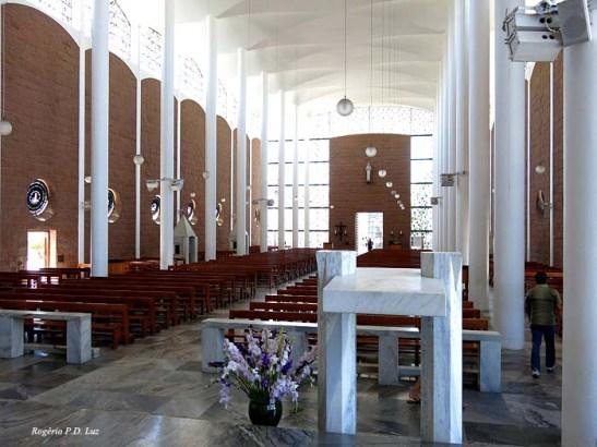 Catedral São Paulo Apóstolo . Blumenau SC (05)