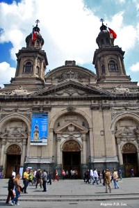 Catedral Metropolitana de Santiago do Chile