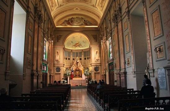 Chile Santiago Catedral Metropolitana (10)