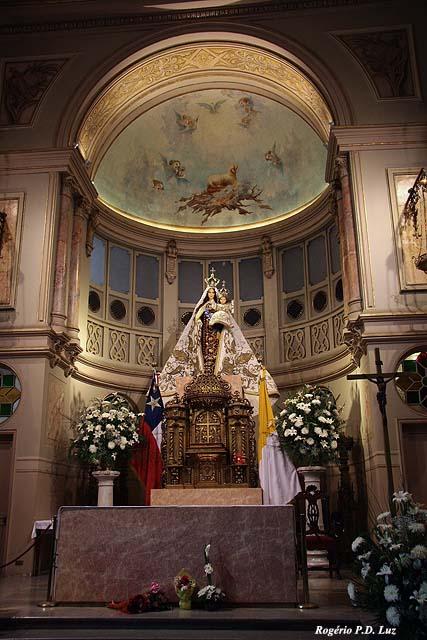 Chile Santiago Catedral Metropolitana (11)