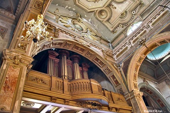 Chile Santiago Catedral Metropolitana (15)