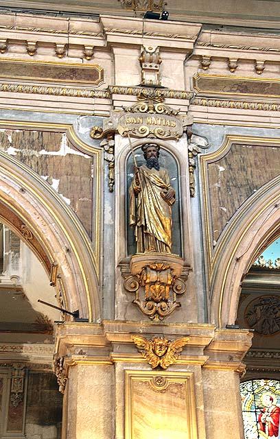 Chile Santiago Catedral Metropolitana (17)