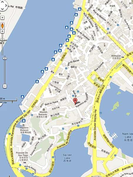Cinemas Macau Jorge Basto 12
