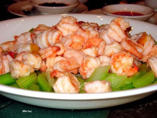 Ah, esses camarões que só chineses sabem fazer.