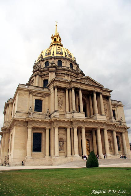 Catedral de Saint-Louis-des-Invalides