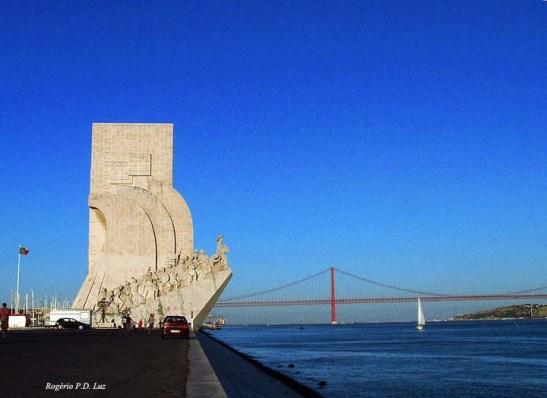 Lisboa 2004 e o Rio Tejo.  Tão bela que bate uma saudade enorme no peito.