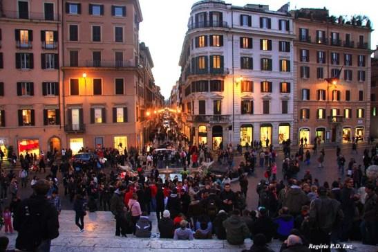 Roma.Piazza di Spagna (10)