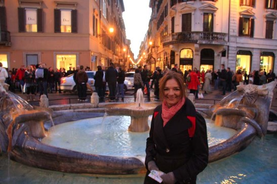 Roma.Piazza di Spagna (11)