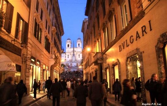 Roma.Piazza di Spagna (13)