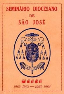 Seminario S.Jose livreto
