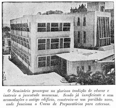 Seminario S.Jose predio antigo