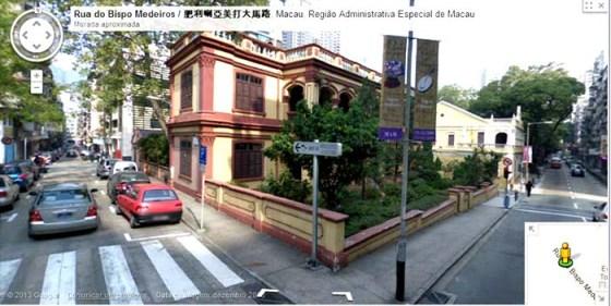 Um aspecto atualizado das casas pesquisado pelo Jorge no Google