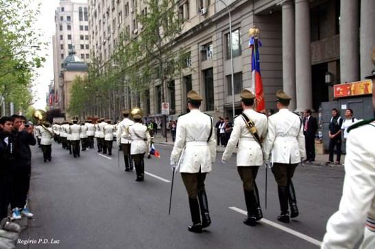 Chile Palacio La Moneda e troca Guarda (05)