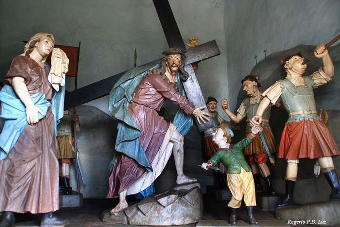 Congonhas Santuario Bom Jesus Matosinhos vista geral (13)