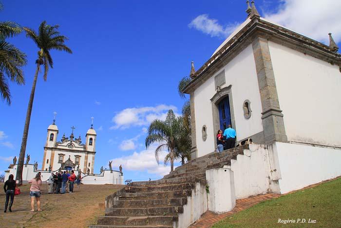 Congonhas Santuario Bom Jesus Matosinhos vista geral (14)