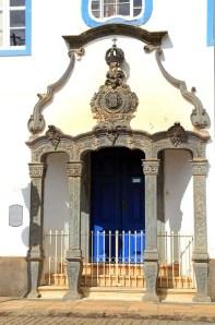 a fachada do Seminário localizado no entorno do Santuário