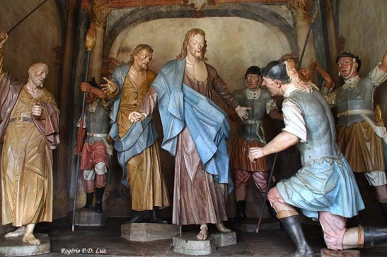 Congonhas Via Sacra Santuario Bom Jesus Matosinhos (209)