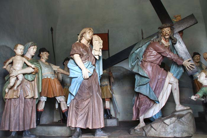 Congonhas Via Sacra Santuario Bom Jesus Matosinhos (215)