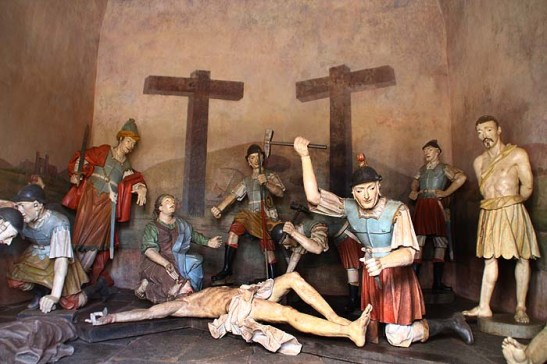 Congonhas Via Sacra Santuario Bom Jesus Matosinhos (216)