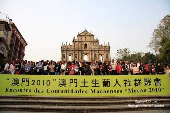 Encontro das Comunidades Macaenses-Macau 2010