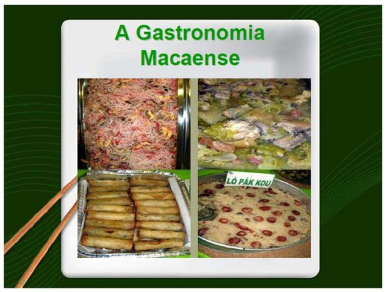 Gastronomia Macaense.Maria João Santos Ferreira (foto100)