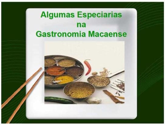 Gastronomia Macaense.Maria João Santos Ferreira (foto101)