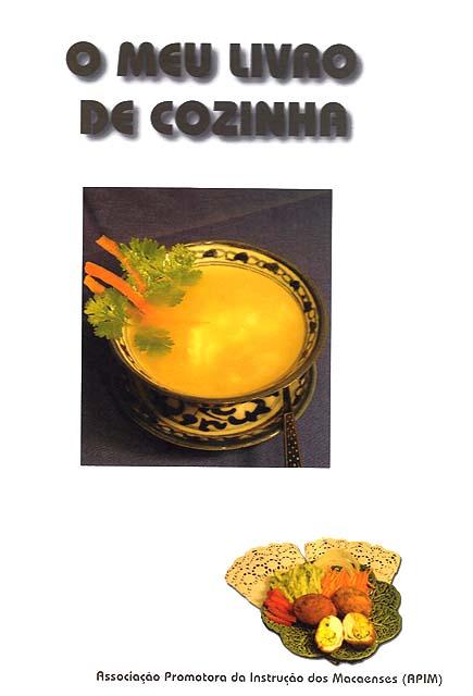 'O meu Livro de Cozinha' de Maria João dos Santos Ferreira