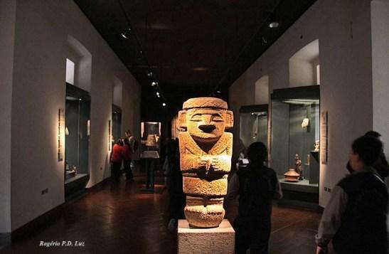 Museo Chileno de Arte Colombino, em Santiago do Chile