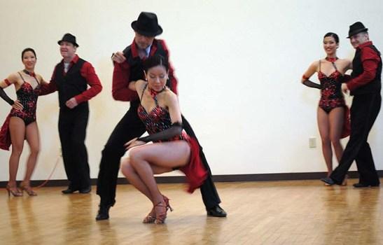 Mombo Groovin Latim Dance Company