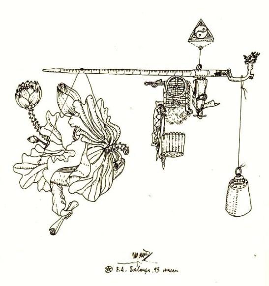 Desenho de Carlos Marreiros