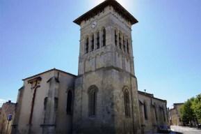 (1) «Église Notre Dame», Place de la République