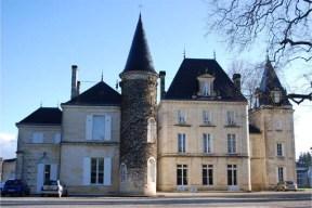 (4) «Château Cantemerle», zona de Cantemerle