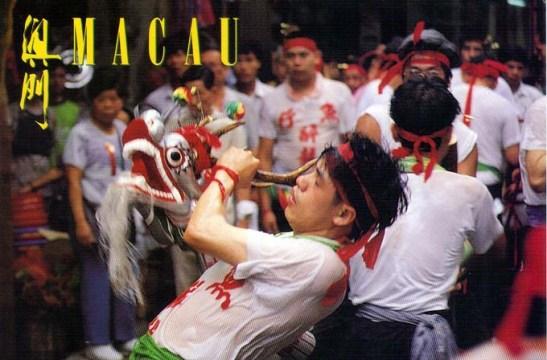 Macau eventos cartões postais 1997 (09)