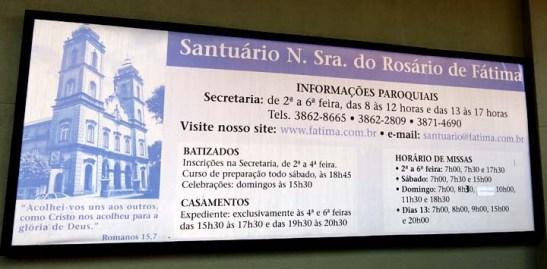 Santuario N.S. Fatima em S.Paulo (22)
