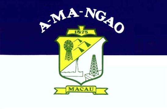 Bandeira de Macau RN