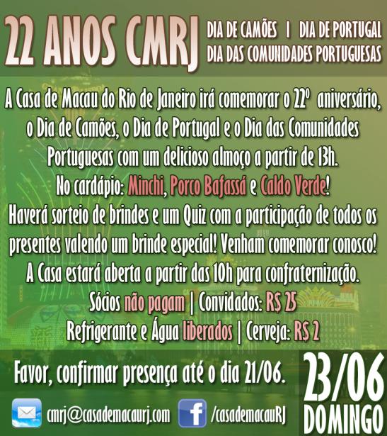 Casa Macau Rio de Janeiro 22 anos (04)