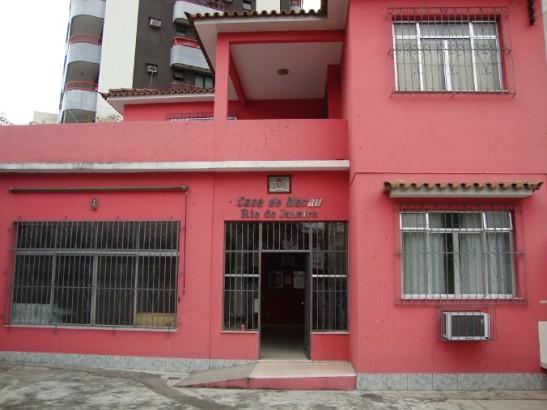 Casa de Macau do Rio de Janeiro, sede própria