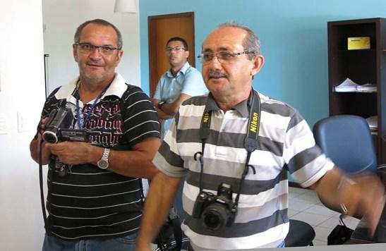 fotos e vídeos de: Pedro Lima (direita) Nilton Marcelino (esquerda)