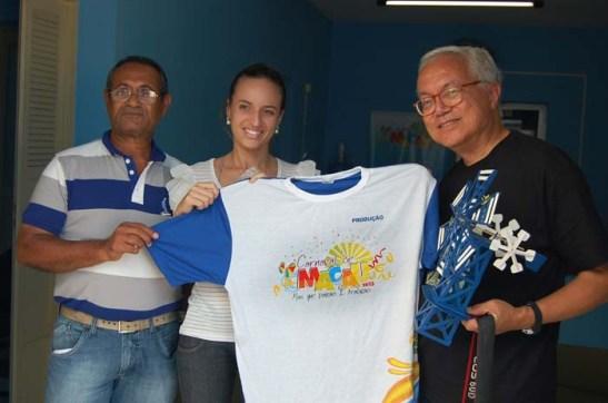 Oferta do camiseta do Carnaval de Macau, o maior e melhor do Rio Grande do Norte