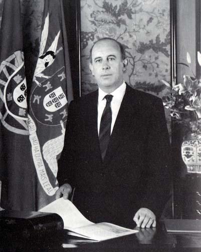 Governador de Macau sob administração portuguesa no 1º Encontro - General Vasco Rocha Vieira